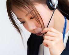 コールセンター・テレオペ(契約社員◆生命保険に関する受信業務 週5日 フルタイム)