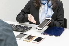 携帯販売(即日~長期!携帯販売/土日祝含む週5日/シフト制)