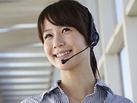コールセンター・テレオペ(携帯端末に関する問合せ対応/週5/7時間半のシフト制)