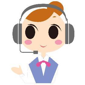 コールセンター・テレオペ(携帯に関する問合わせ受発信/1300円/週5/フル/博多)