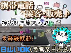 携帯販売(埼玉エリア)